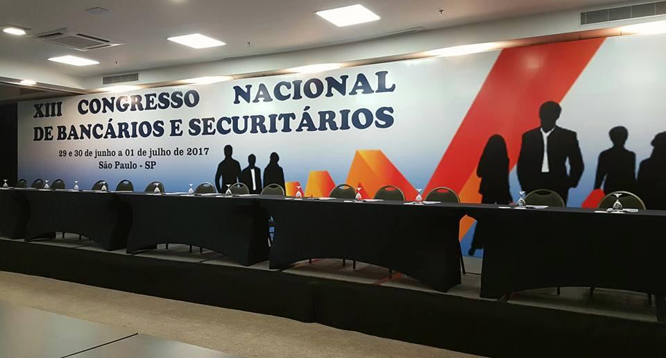 congresso nacional securitarios