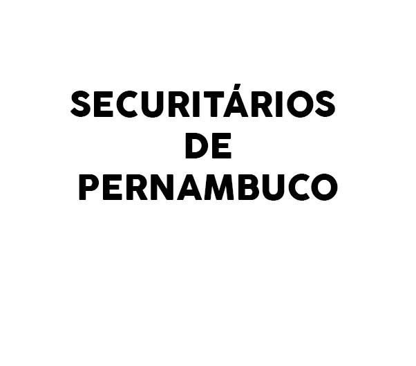 SECURITÁRIOS DE PERNAMBUCO